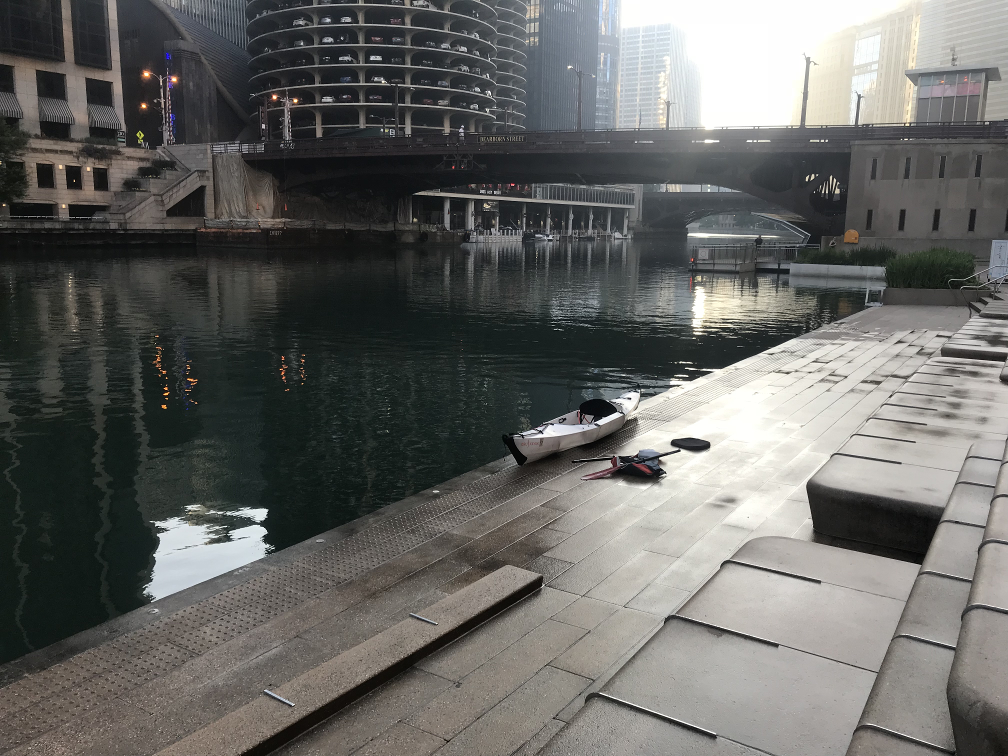 Chicago Riverwalk, The Cove